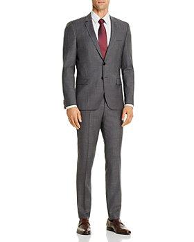 HUGO - Hesten Sharkskin Extra Slim Fit Suit Separates