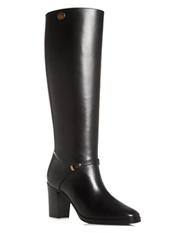 Gucci - Women's Double G Leather Boots