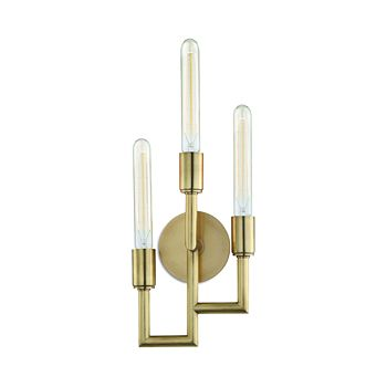 Hudson Valley - Angler 3-Light Wall Sconce