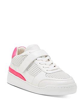 VINCE CAMUTO - Women's Sargita Low-Top Sneakers