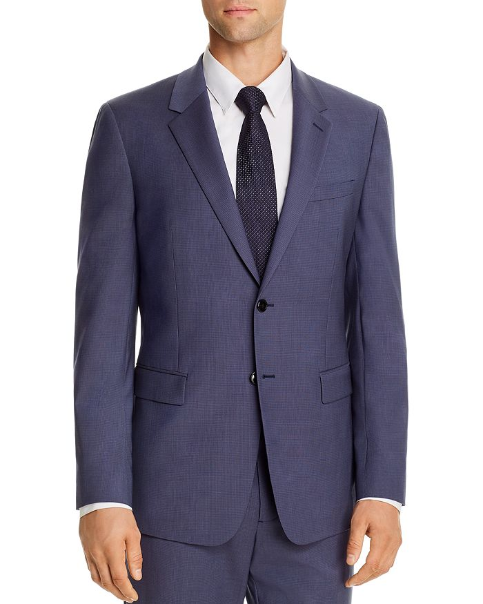 Theory - Chambers Textured Solid Slim Fit Suit Jacket