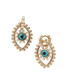 BAUBLEBAR - Panon Evil Eye Drop Earrings