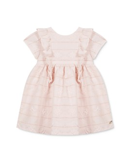 Tartine et Chocolat - Girls' Ruffled Ladder-Lace Dress - Baby