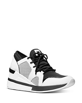 MICHAEL Michael Kors - Women's Liv Mid-Top Sneakers