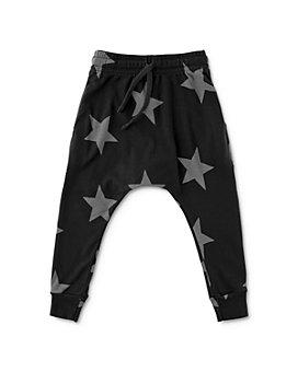 NUNUNU - Boys' Star Baggy Pants - Little Kid