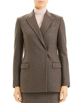 Theory - Tailored Cashmere Blazer
