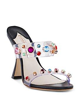 Sophia Webster - Women's Dina Crystal-Embellished High-Heel Sandals