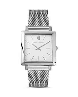 Larsson & Jennings - LJXII Norse Mesh Bracelet Watch, 34mm
