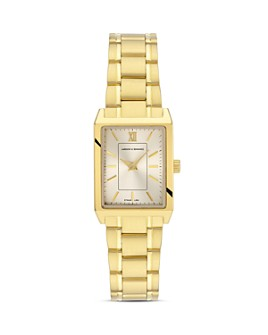 Larsson & Jennings - WeWoreWhat for Larsson & Jennings Gold-Tone Link Bracelet Watch, 22mm