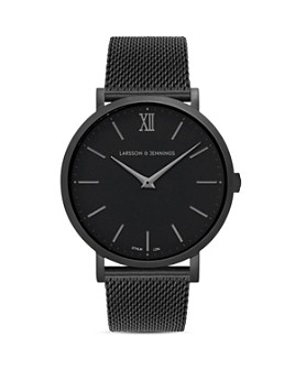 Larsson & Jennings - LJXII Mesh Bracelet Watch, 40mm