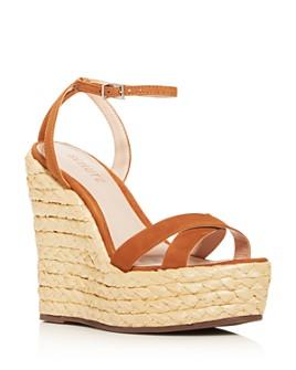 SCHUTZ - Women's Alanisie Espadrille Platform Sandals