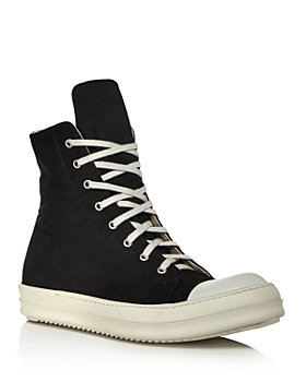Rick Owens - DRKSHDW Men's High-Top Sneakers