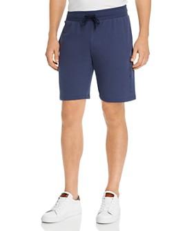 Armani - Terry Bermuda Lounge Shorts