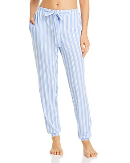 Jane & Bleecker New York - Striped Pajama Pants