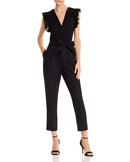 Rebecca Taylor - Ruffle-Trimmed Jumpsuit