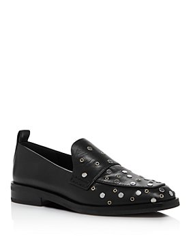 3.1 Phillip Lim - Women's Alexa Studded Apron Loafers