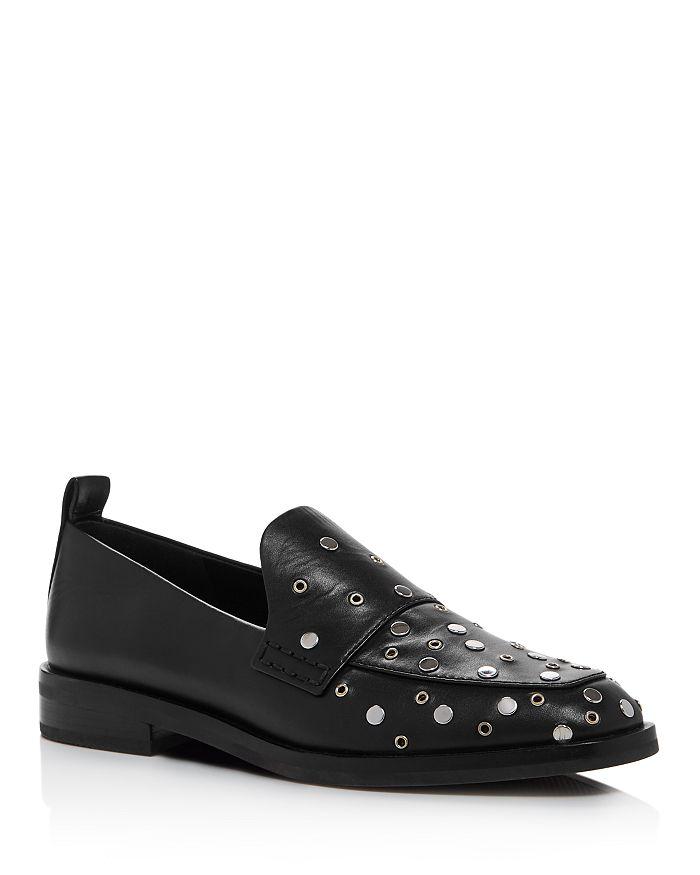 3.1 Phillip Lim - Women's Alexa Studded Apron Loafers
