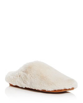 FitFlop - Women's Faux-Fur Slippers