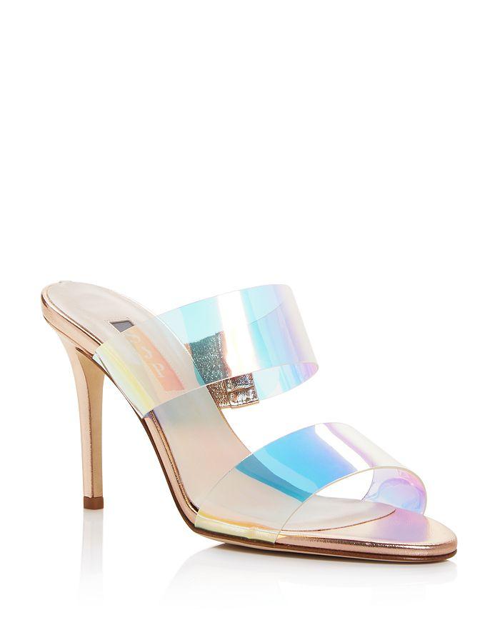 SJP by Sarah Jessica Parker - Women's Fling High-Heel Slide Sandals