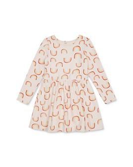 Peek Kids - Girls' Maddie Rainbow Print Dress - Little Kid, Big Kid