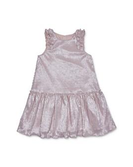 Peek Kids - Girls' Jackie Foil Pleated Dress - Little Kid, Big Kid