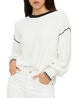 Michael Stars - Sylvie Bishop-Sleeve Sweater