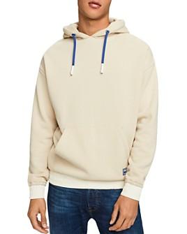 Scotch & Soda - Oversized Hooded Sweatshirt