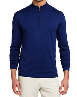Johnnie-O - Flex Quarter-Zip Sweater