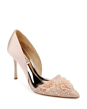 Badgley Mischka - Women's Ophelia d'Orsay Pumps