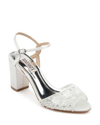 Carlie Block Heel Sandals