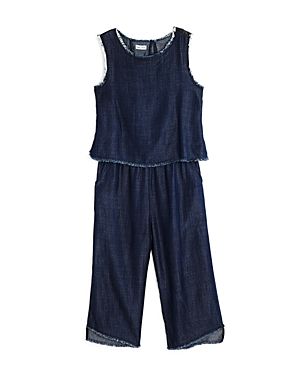 Splendid Girls\\\' Layered-Look Jumpsuit - Big Kid-Kids