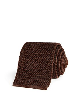 Ledbury - Harlow Silk Knit Classic Necktie