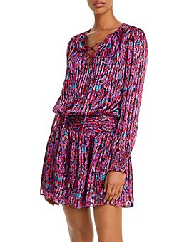 Ramy Brook - Gessie Printed Mini Dress