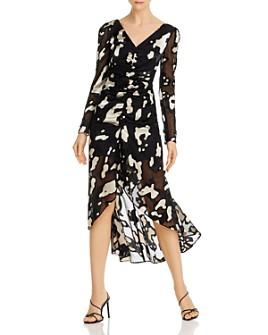SAU LEE - Nina High-Low Dress