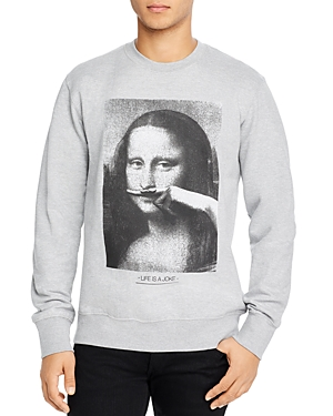 Eleven Paris Mona Lisa Sweatshirt