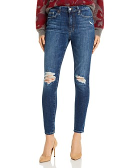 Joe's Jeans - High-Rise Ankle Skinny Jeans in Willowbrook