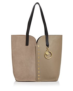 See by Chloé - Gaia Leather & Suede Tote