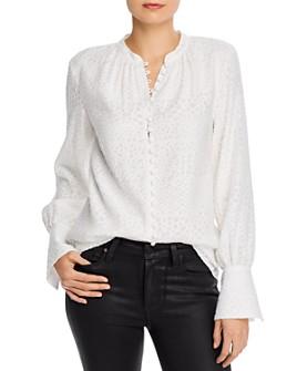 Joie - Tariana Textured Button-Down Shirt