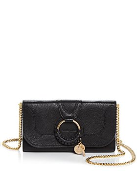 See by Chloé - Hana Leather Chain Wallet