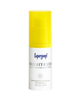 Supergoop! - Bright-Eyed 100% Mineral Eye Cream SPF 40 0.5 oz.