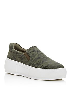 J/Slides - Women's Cleo Slip-On Platform Sneakers