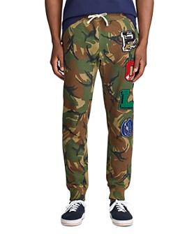 Polo Ralph Lauren - Polo Camo Fleece Jogger Pants