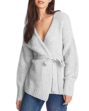 Image of 1.state Belted Wrap Sweater