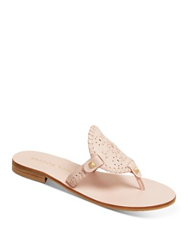 Jack Rogers - Women's Georgica Leather Sandals