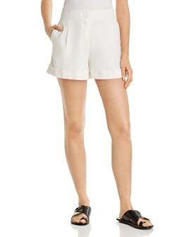 rag & bone - Jess Linen-Blend Shorts