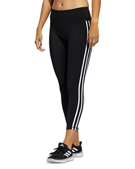 Adidas - Believe This Triple-Stripe Leggings