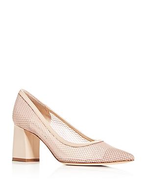 Marc Fisher Ltd. Women's Zesty Block-Heel Pumps