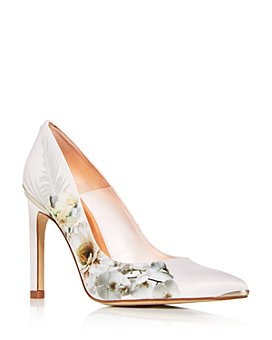 Ted Baker - Women's Mwelni Floral Pointed-Toe Pumps