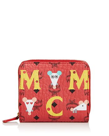 MCM - New Year Series French Wallet