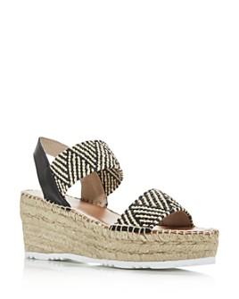 Andre Assous - Women's Candy Slingback Wedge Platform Sandals